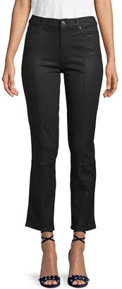 7 For All Mankind Seven 7 Edie High-Rise Cropped Straight Pant