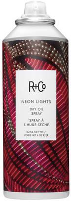 R+CO Neon Lights Dry Oil