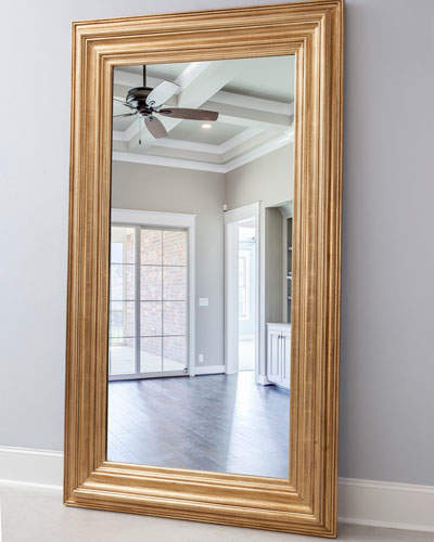 Memphis Gold Mirror