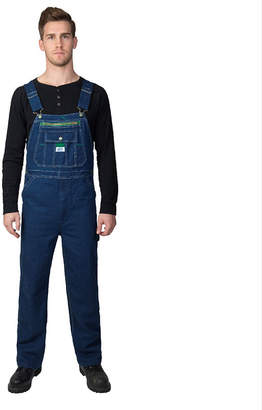 JCPenney Walls Liberty 18006 Denim Bib Overalls
