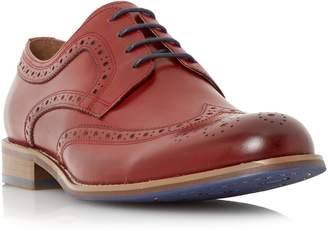 Dune MENS RADCLIFFE - Derby Brogue Shoe
