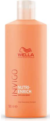 Wella Professionals Care Professionals INVIGO Nutri-Enrich Shampoo 500ml