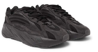adidas Yeezy Boost 700 V2 Suede and Mesh Sneakers - Men - Unknown