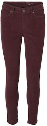 Noisy May Lucy Corduroy Skinny Jeans