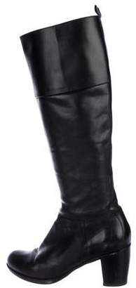 Coclico Leather Knee Boots