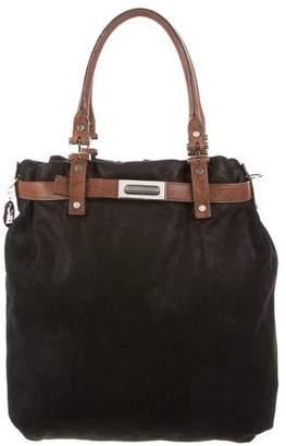 Lanvin Kentucky Suede Bag