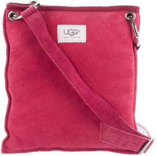 UGGUGG Australia Suede Crossbody Bag w/ Tags