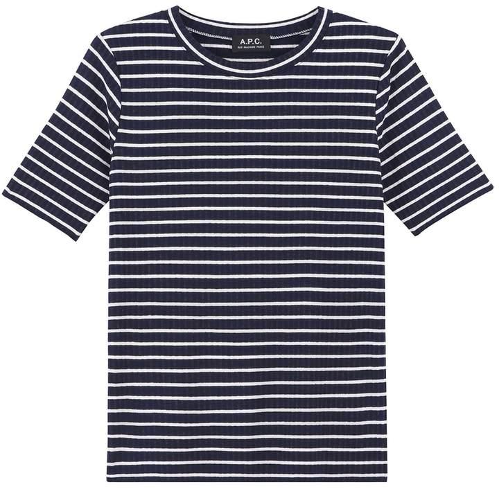 Catskill T-Shirt In Dark Navy