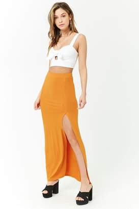 Forever 21 Bodycon Maxi Skirt
