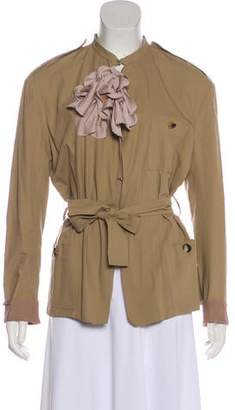 Lanvin Long Sleeve Casual Jacket