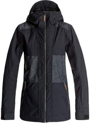 Roxy Shaded Snowboard Jacket - Women's