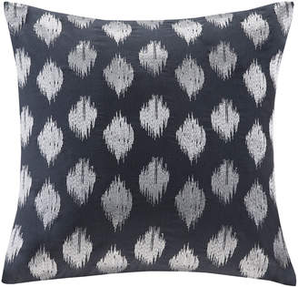 INK + IVY INK+IVY Nadia Dot Square Embroidered Decorative Pillow