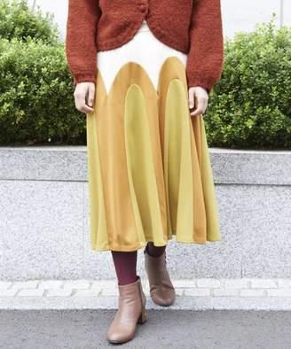 Jocomomola (ホコモモラ) - Jocomomola MARMEID ポンチスカート