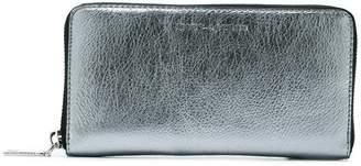 Marc Jacobs 'Wingman' continental wallet