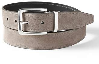 Banana Republic Reversible Suede Belt