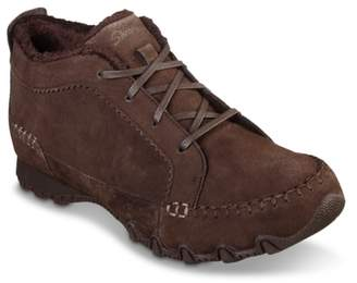 Skechers Relaxed Fit Bikers Lineage Bootie