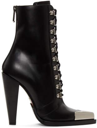 Balmain Black Calamity Boots