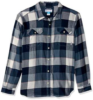 Columbia Men's Flare Gun Flannel III Long Sleeve Shirt