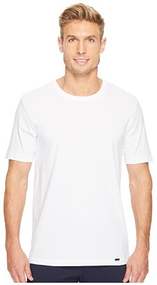 Hanro Living Short Sleeve Crew Neck Shirt