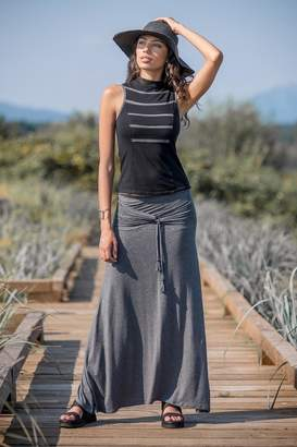 Santorini Nomads Hempwear Bamboo Skirt