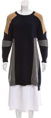 Celine Wool & Cashmere Dress