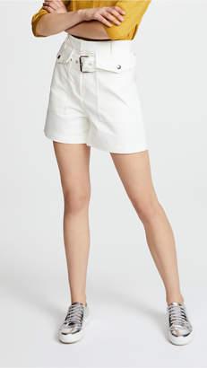3.1 Phillip Lim Belted Shorts