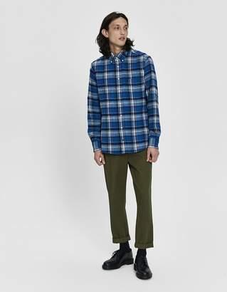 Gitman Brothers Idaho Triple Yarn Flannel Shirt