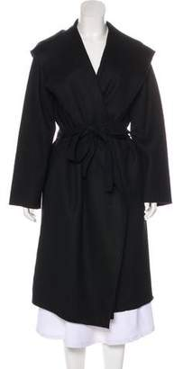 The Row Virgin Wool Open Front Coat w/ Tags