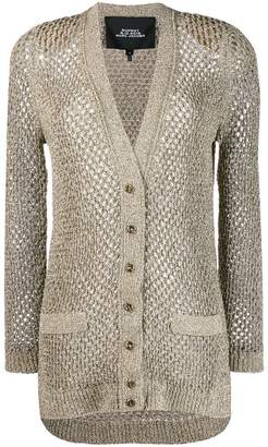 Marc Jacobs knitted cardigan coat