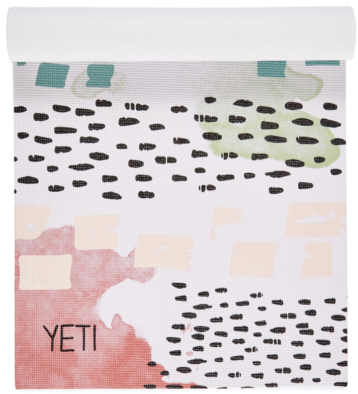 Yeti Yoga The Oak Yoga Mat
