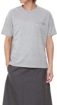 Descente (デサント) - DESCENTE PAUSE SLASH POCKET T SHIRT / スラッシュポケットTシャツ
