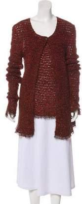 Chanel Mohair-Blend Cardigan Set