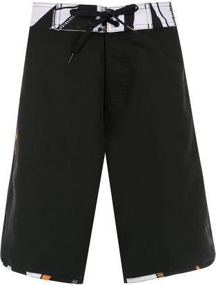 OSKLEN swimming shorts