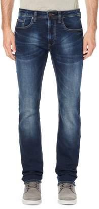 Buffalo David Bitton Slim Fit Whiskered Jeans