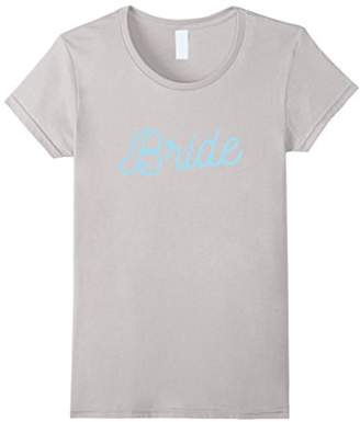 Womens Bachelorette Bride T-Shirt