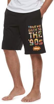Men's Nickelodeon 90s Sleep Shorts