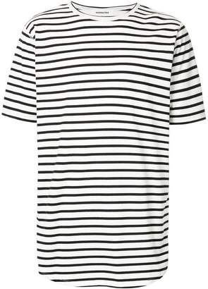 Monkey Time striped T-shirt