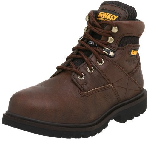 DeWALT Men's Plunge II Leather Heavy Duty 6