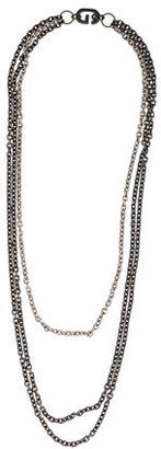 Giles & Brother Multistrand Necklace $75 thestylecure.com