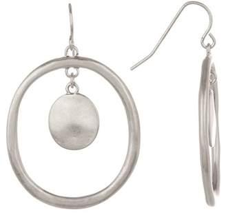 The Sak Doorknocker Dangle Earrings