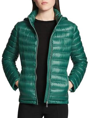 Calvin Klein Packable Short Puffer Coat