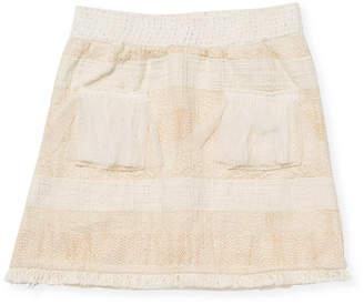 Billieblush Textured Skirt