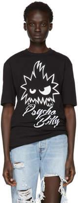 McQ Black Psycho Billy Boyfriend T-Shirt