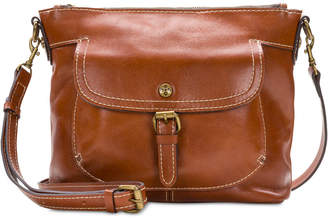 Patricia Nash Sienna Pocket Crossbody