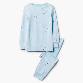 Gymboree Moon 2-Piece Pajamas