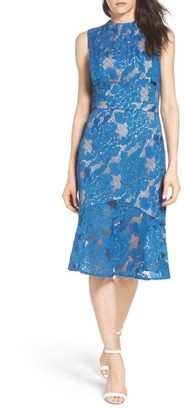 Women's Cooper St Grandeur Lace Dress $209 thestylecure.com