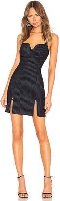 Bailey 44 Femme Fatale Striped Ponte Dress