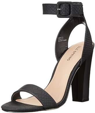 Call it SPRING Women's GALLIPEAU Heeled Sandal