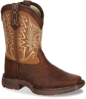 Durango Let Love Fly Western Toddler & Youth Cowboy Boot - Boy's