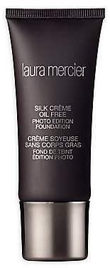 Laura Mercier Women's Silk Crà ̈me Oil-Free Photo Edition Foundation - Truffle